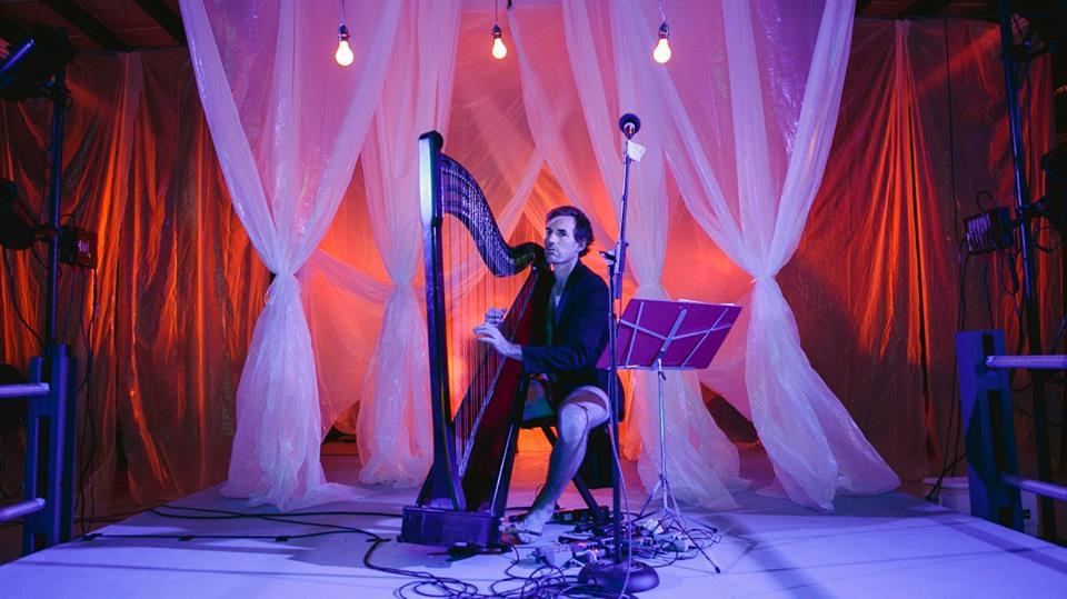 Luke Brechtelsbauer - Harpist