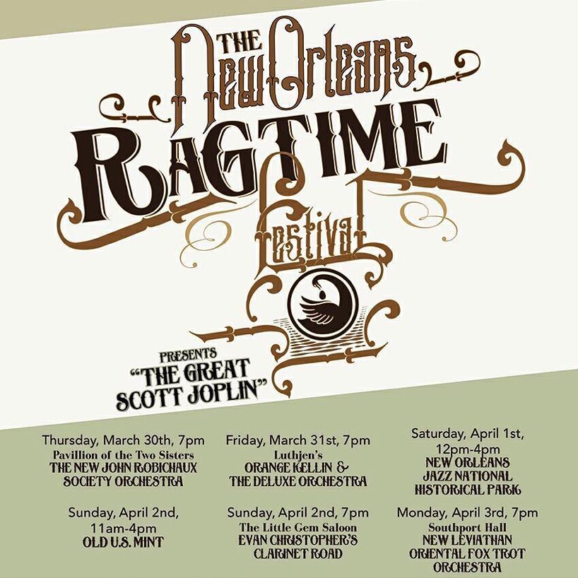Ragtime Festival - Tonya ExchoMusic Festival