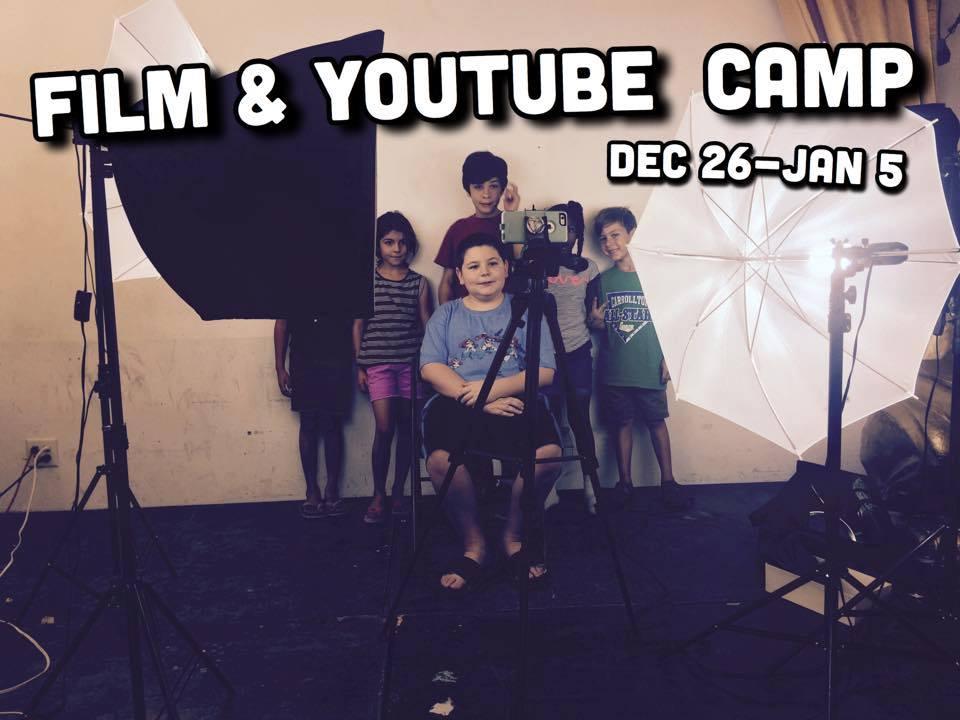 Art Camp 504 - Sam BassMusic, Art, Film Summer Camps