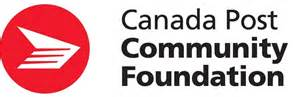 We wish to thank the Canada Post Community Foundation for sponsoring this program.
