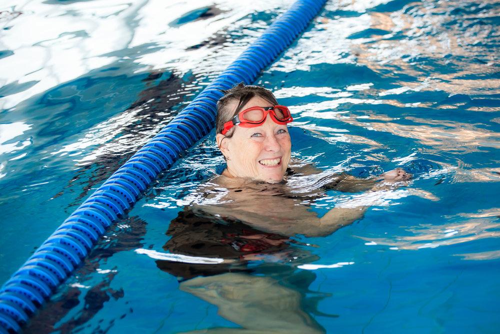 YMCA Member Swim Schedule -