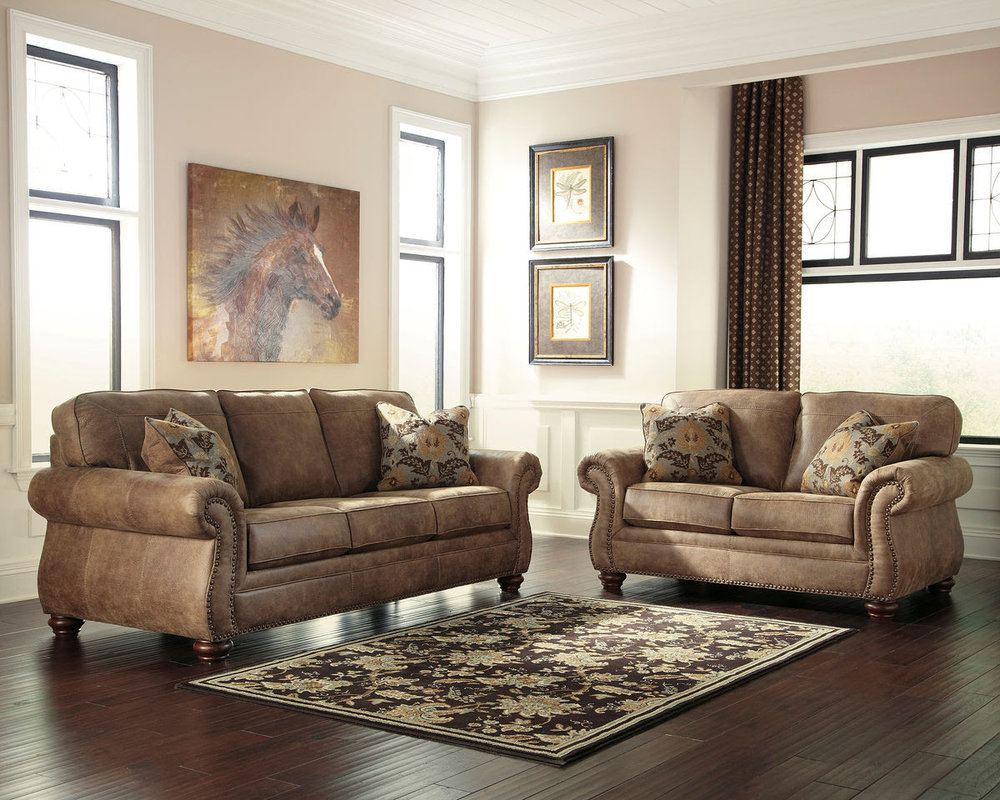LARKINHURST SOFA/LOVE COMBO    REG $2,319 SALE 40% OFF $1,391.40
