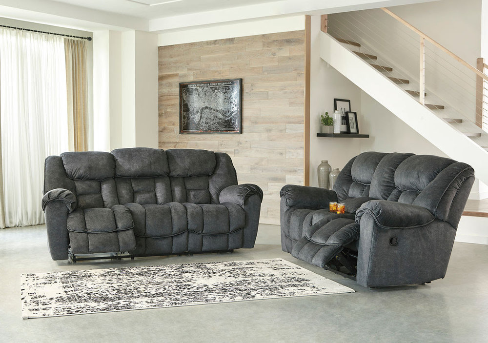 CAPEHORN GRANITE SOFA/LOVE REG $3,459 SALE 40% OFF $2,075.40