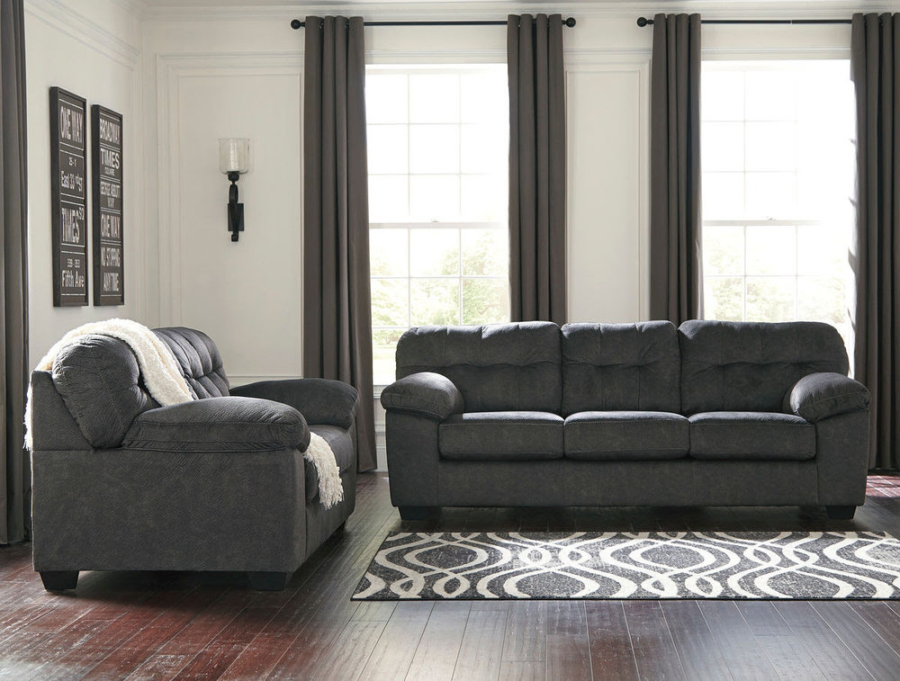 ACCRINGTON SOFA/LOVE REG $1,649 SALE 40% OFF $989.40