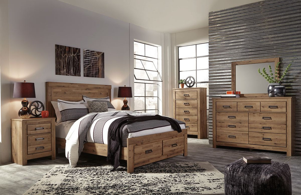 CINREY 6PC BEDROOM COLLECTION REG $1,757 NOW $899