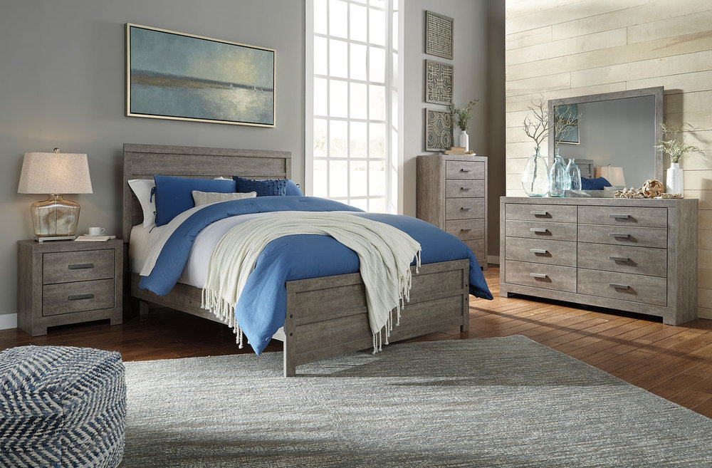 CULVERBACH 6PC BEDROOM COLLECTION REG $1,519 NOW $699