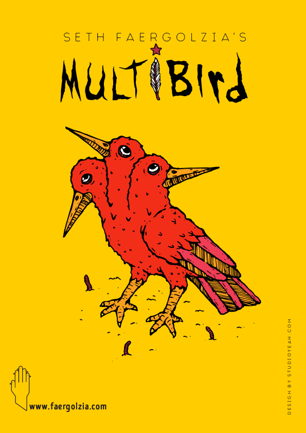 Tour poster for Multibird