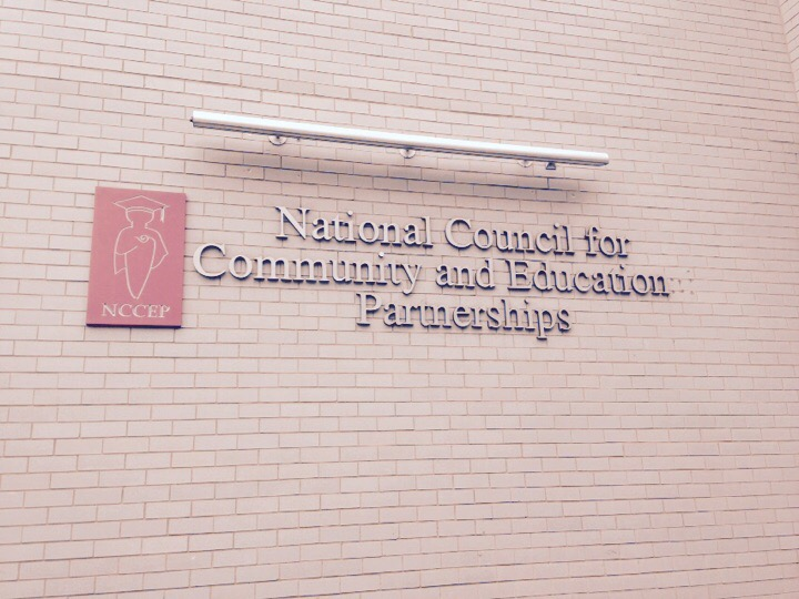 National Council for Community and Education Partnerships (NCCEP) located at Dupont Circle in Washington, DC.