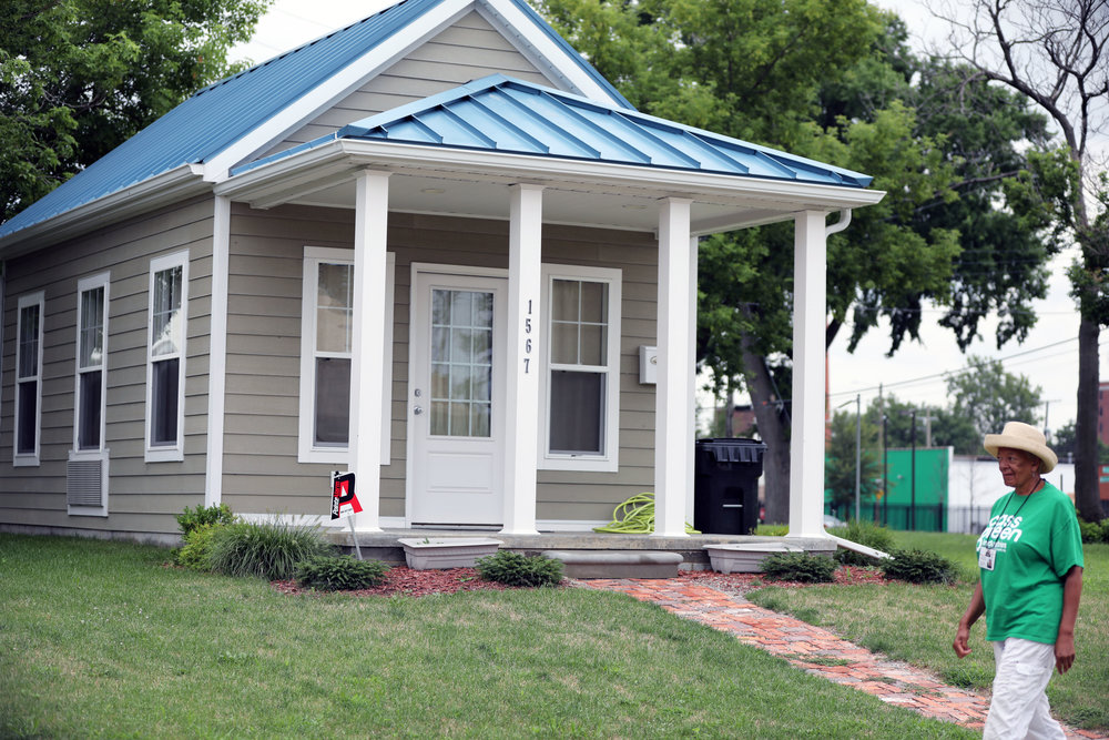 Tiny Homes Detroit - NABJ 2018 Student Projects