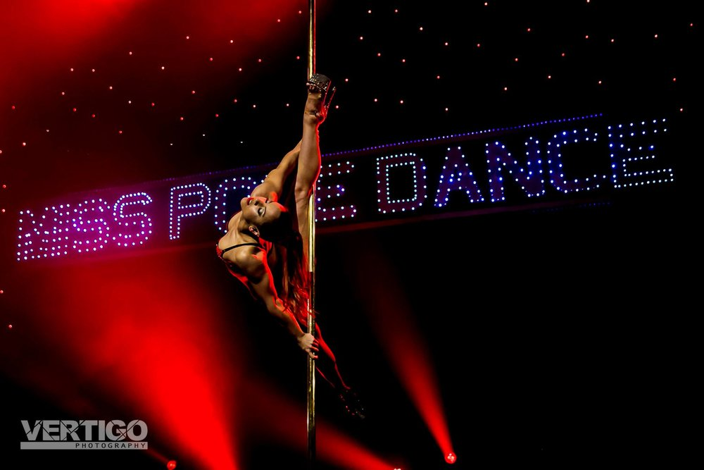 Miss Pole Dance Australia 2015