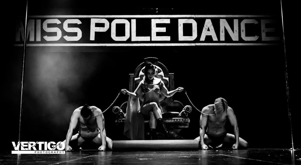 Miss Pole Dance Australia 2017