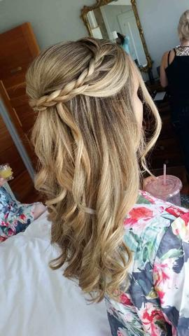 Wedding Hair Styling Razzmatazz Hair Studio Cape Cod