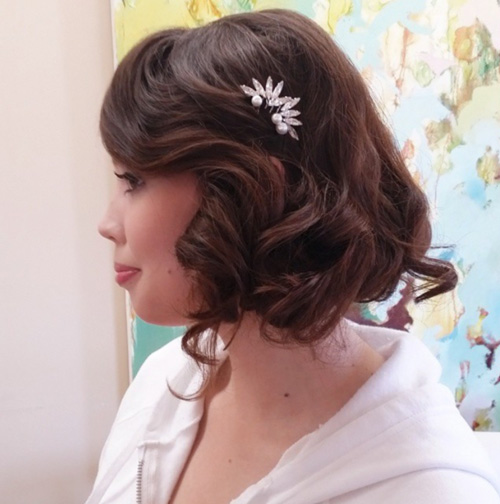 Bridal Hair Styling Razzmatazz Hair Studio Cape Cod