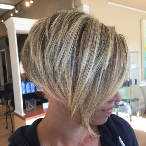 Bob Hair Style Razzmatazz Hair Studio Cape Cod