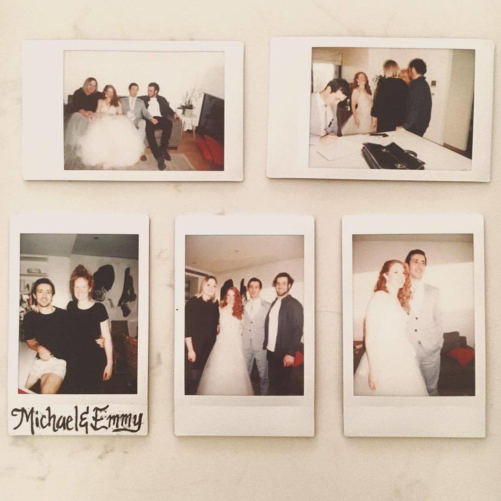 Michael + Emmy