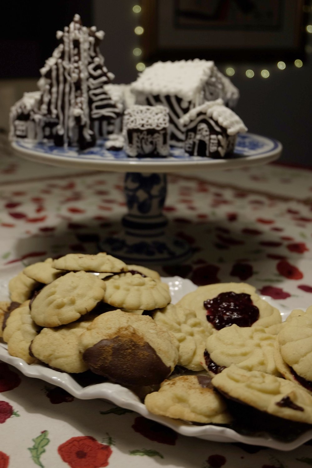 Cardamom Spritz Cookies A New Kind Of Christmas Cookie Lolak