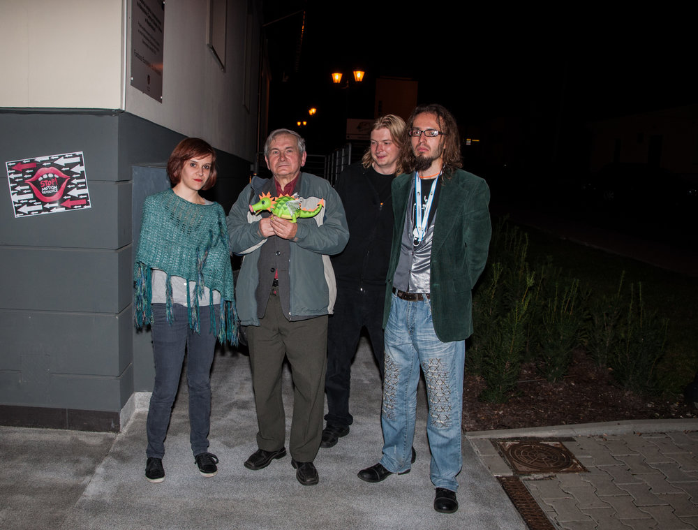 2012 Niepolomice Olga Bobrowska, Tadeusz Wilkosz, Michal Bobrowski, Piotr Kardas photo M Wojcik (4).jpg