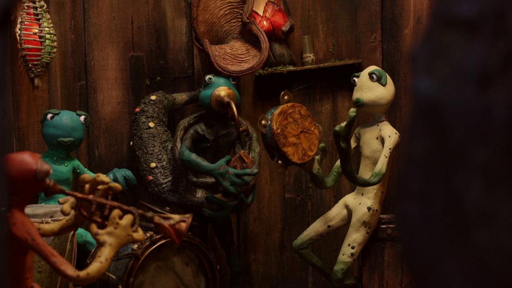Frog Song, Violaine Pasquet (Studio d'Animation La Fabule), 2016, FRA