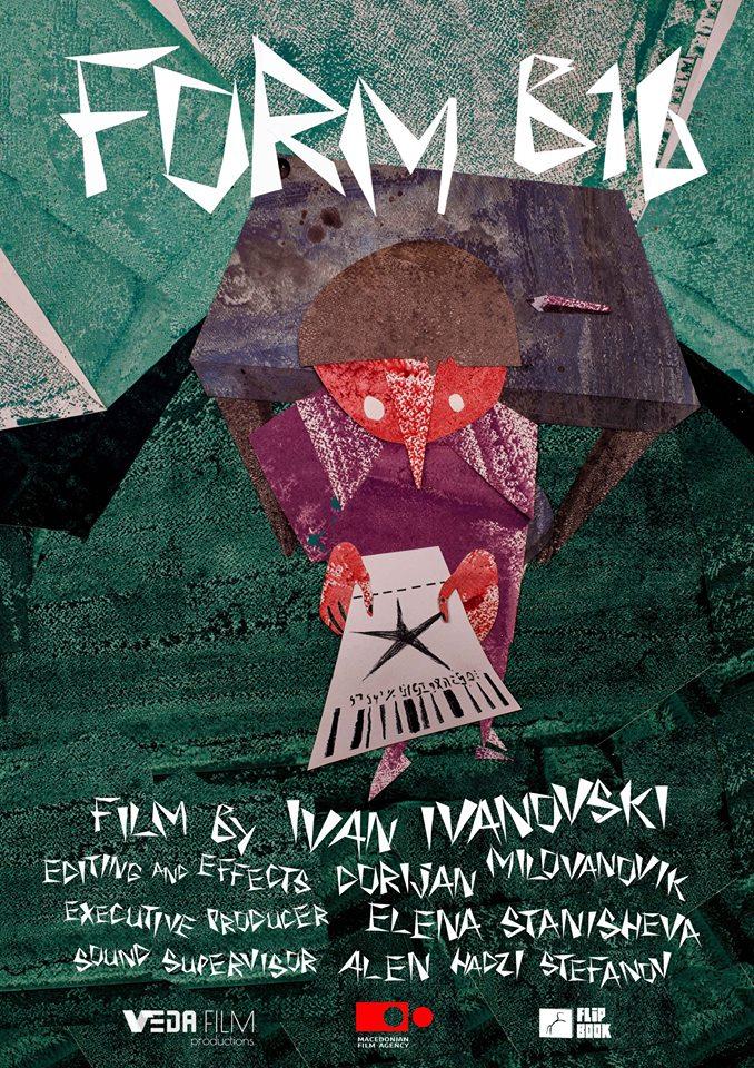 Ivan's new film, Form B16
