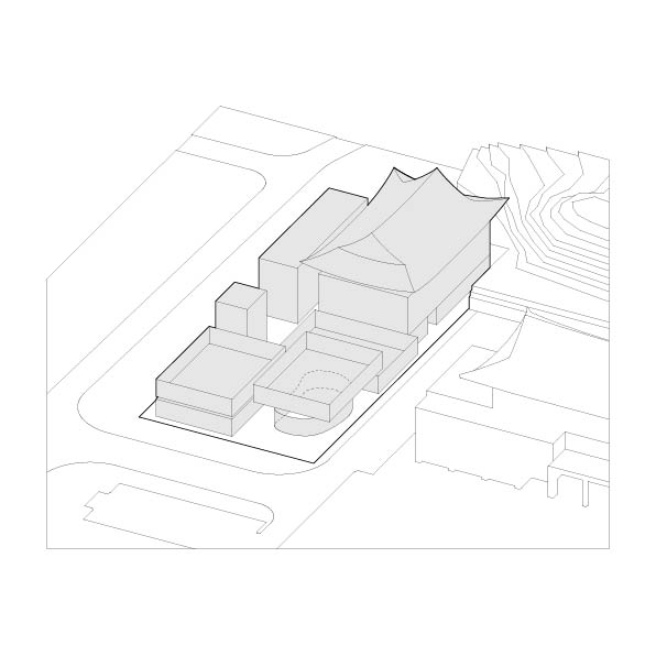 4. 장소가되는 기능들                                       분산배치된 내부 기능들은 산책길을 통해 연결됨       각각의 위치, 조망, 향을 지닌 장소가 됨