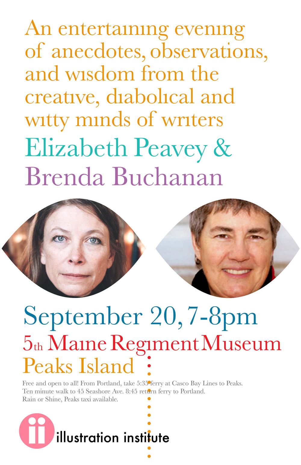 Elizabeth Peavey Brenda Buchanan poster.jpg