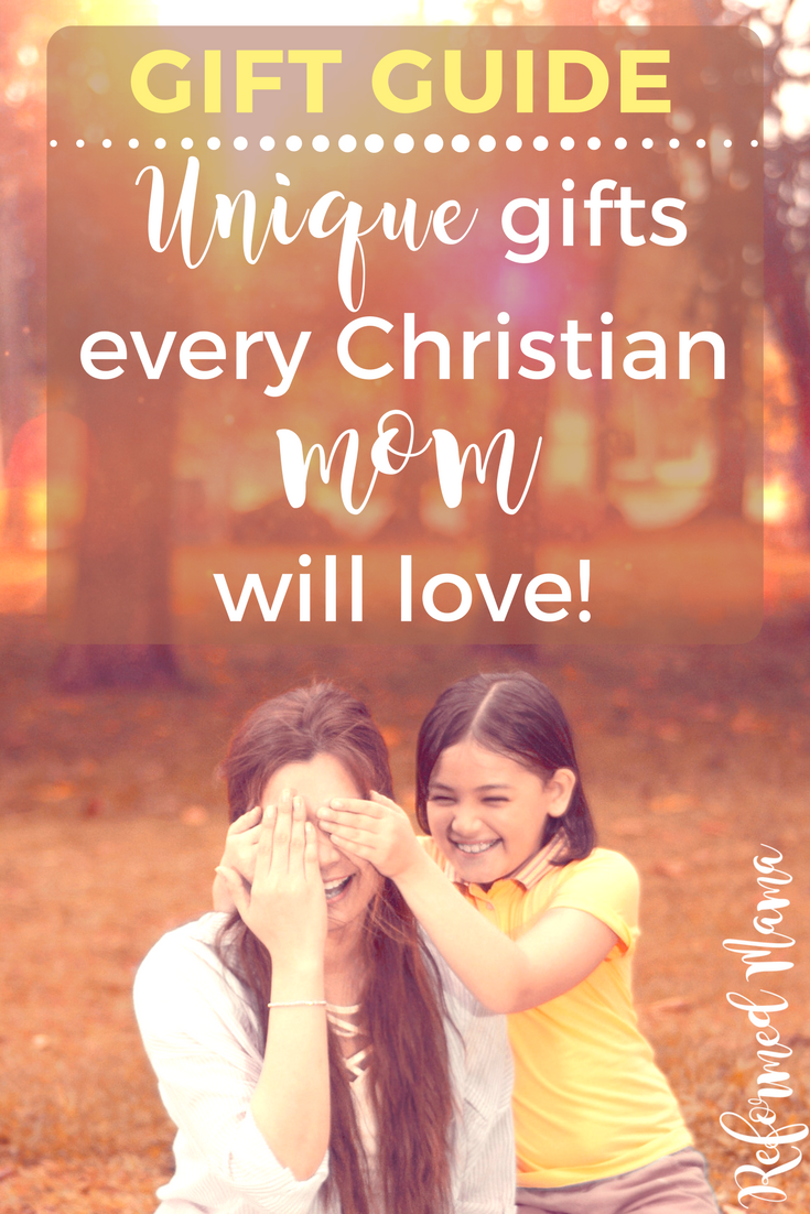 Gift Guide for the Christian Mom in Your Life - Unique and Meaningful Gifts for your mom, grandma, aunt, friends, wives and sisters!