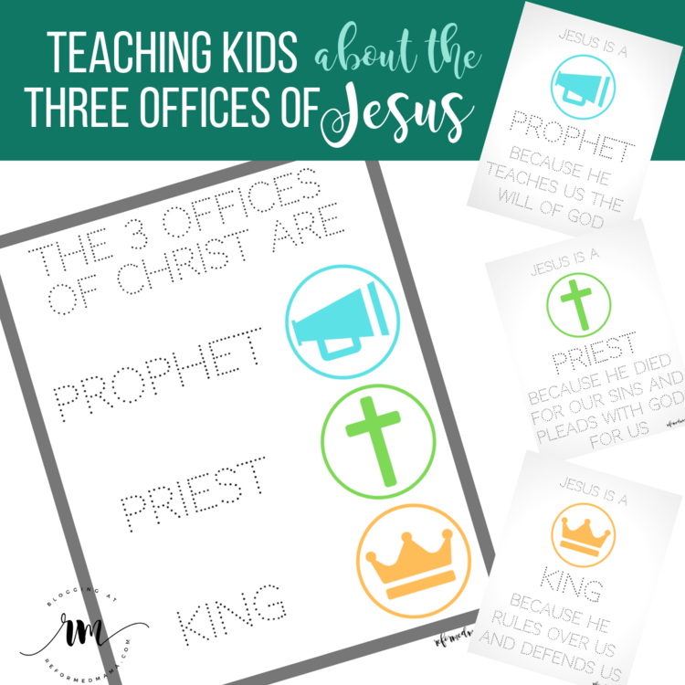 Theology for Kids — Blog — Reformed Mama