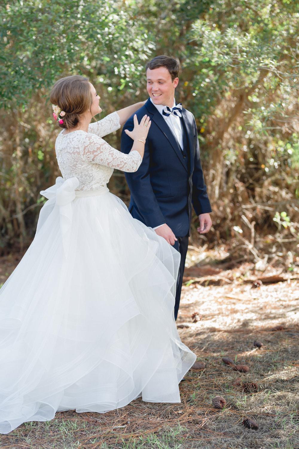 Joe Kendall Romantic Boho Wedding Gulf Shores AL-Bride and Groom-0080.jpg
