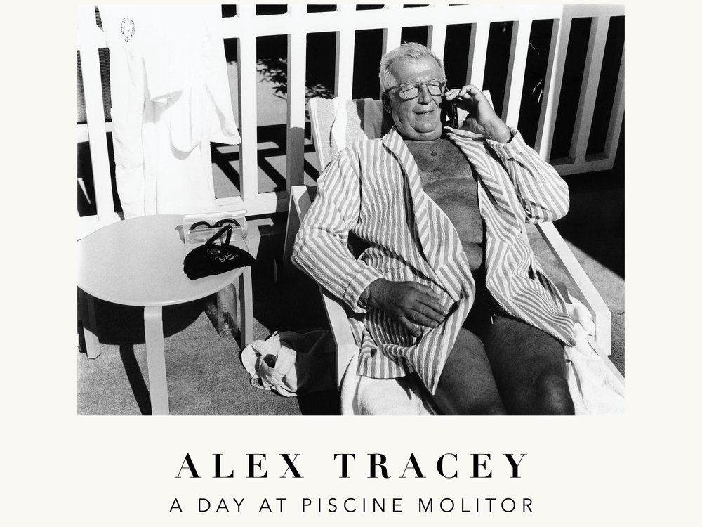 ALEX TRACEY - 19TH DECEMBER 2018 - 12TH JANUARY 2019