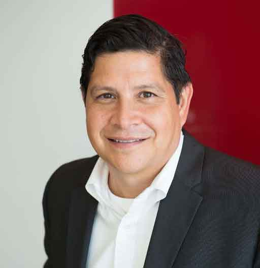 Antonio Tijerino, President and CEO of the Hispanic Heritage Foundation
