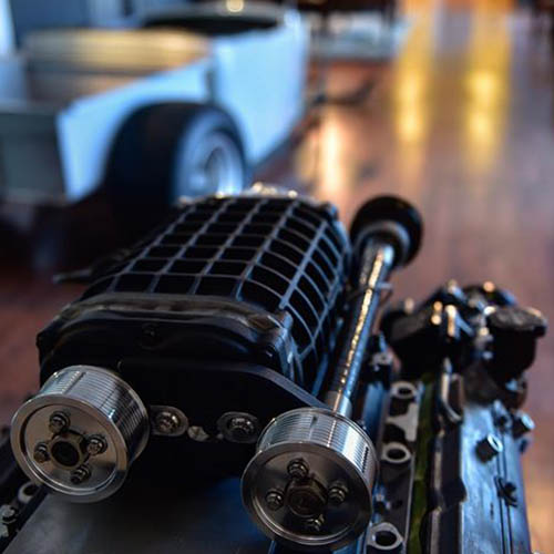 Left Coast '32 | Superchargers & Blowers from Magnuson
