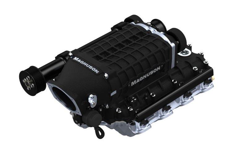 Magnuson Supercharger Kits & Blowers