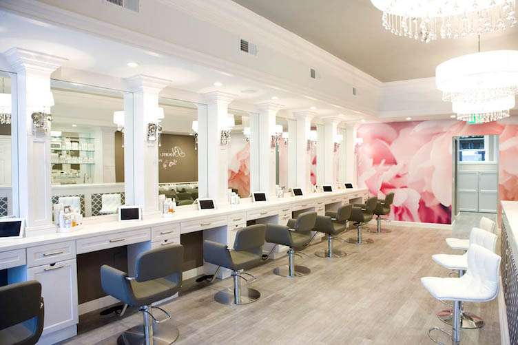 <h2>Bloom Blow Dry Bar</h2>