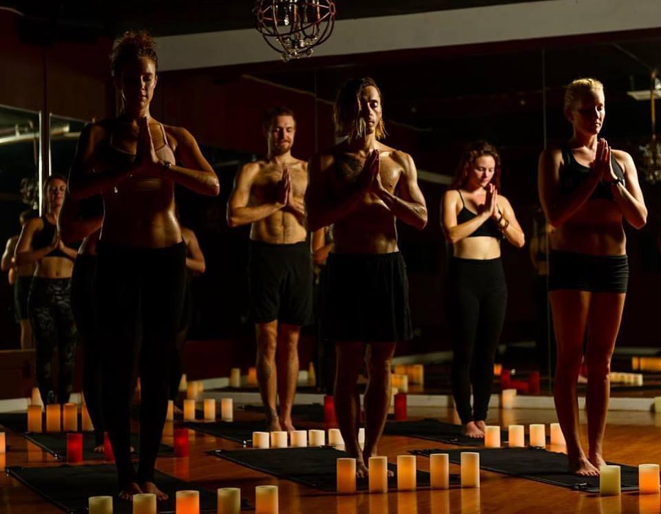 Photo:  Mark Kuroda  for  Ritual Hot Yoga