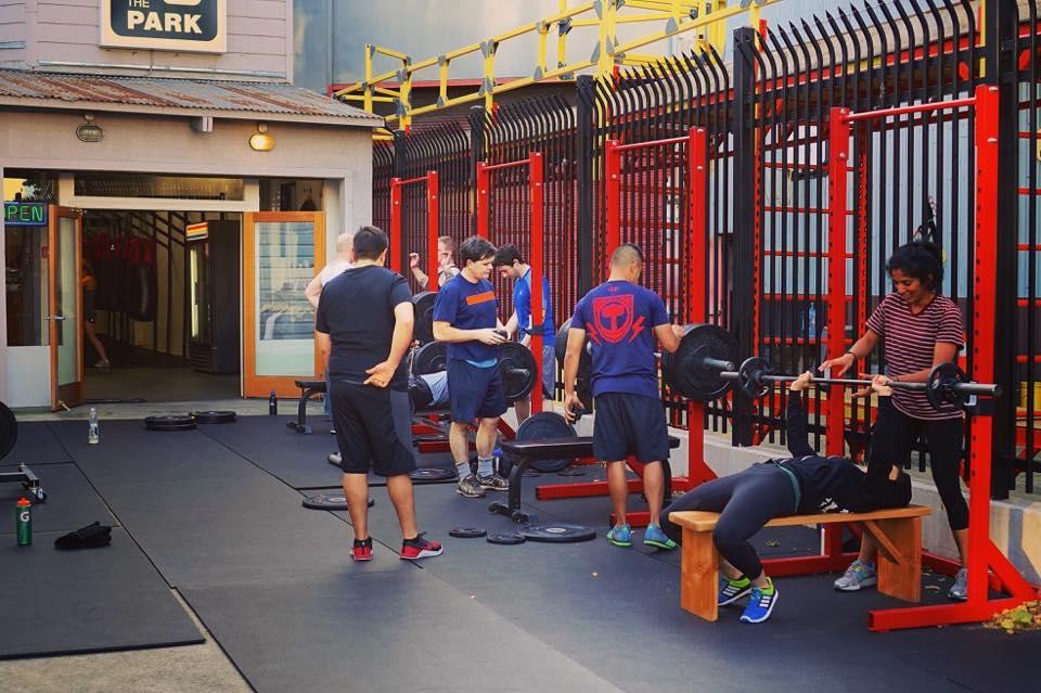 Photo via The Park Gym
