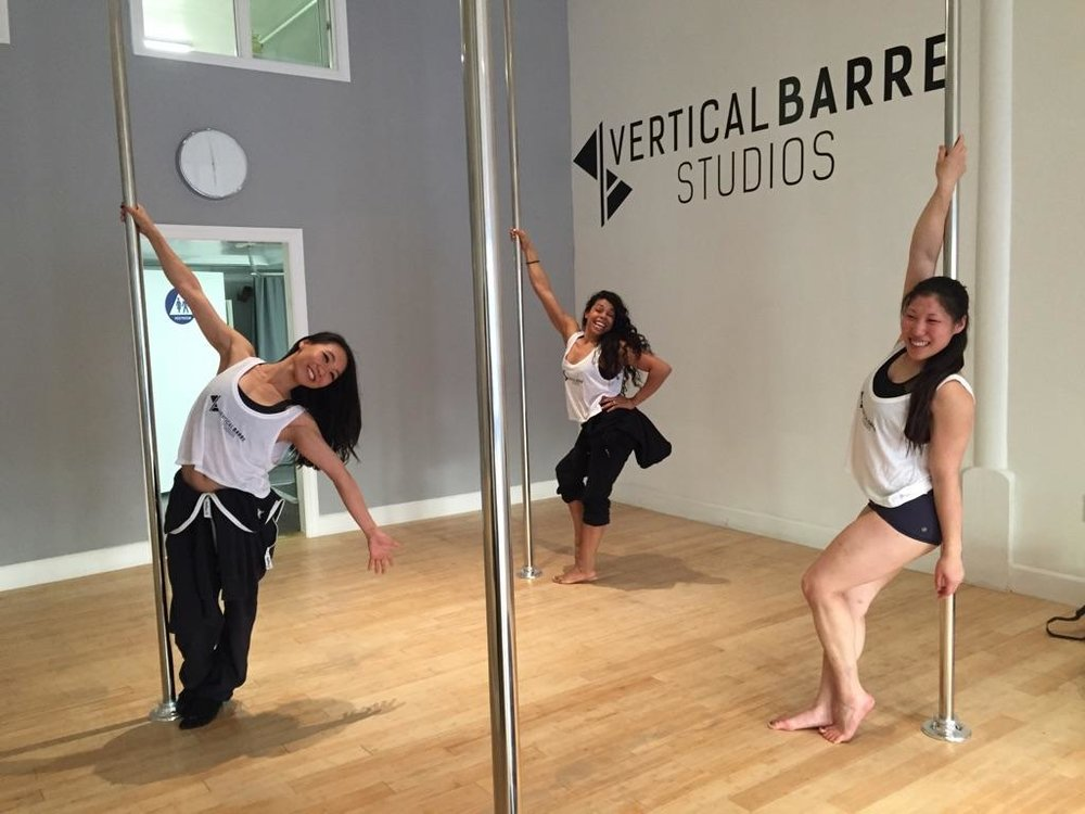 Photo via Vertical Barre