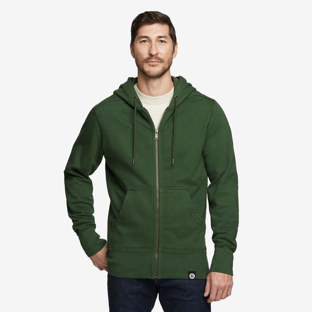"<h2><a href=""http://www.american-giant.com/classic-full-zip/M1-1A-1.html?cgid=mens-sweatshirts&dwvar_M1-1A-1_color=track-green#start=1"">American Giant Hoodie</a></h2>"
