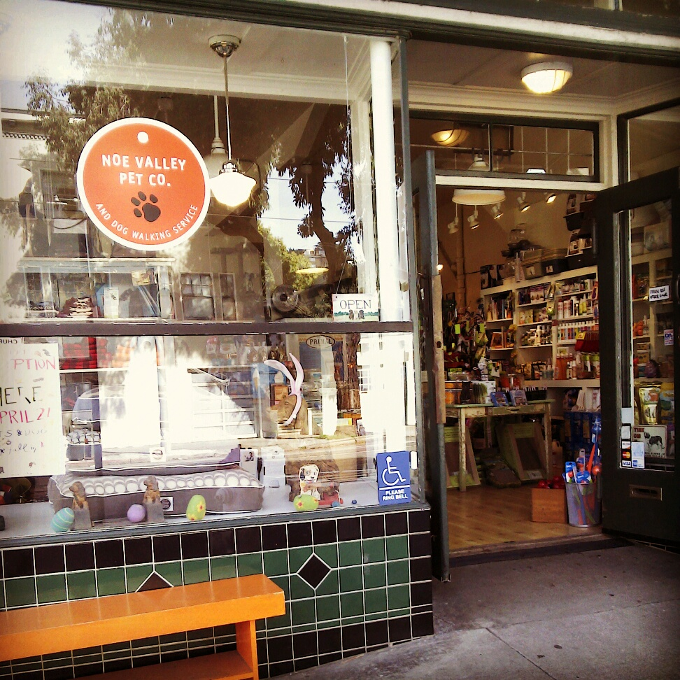 <h2>Noe Valley Pet Supply</h2>
