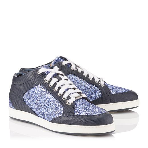 <h2><i>Jimmy Choo Miami Sneaker, $550</h2></i>