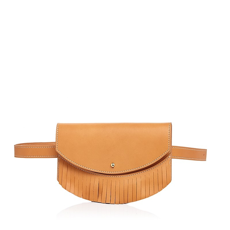 <h2>Illesteva Pelican Belt Bag, $165</h2>