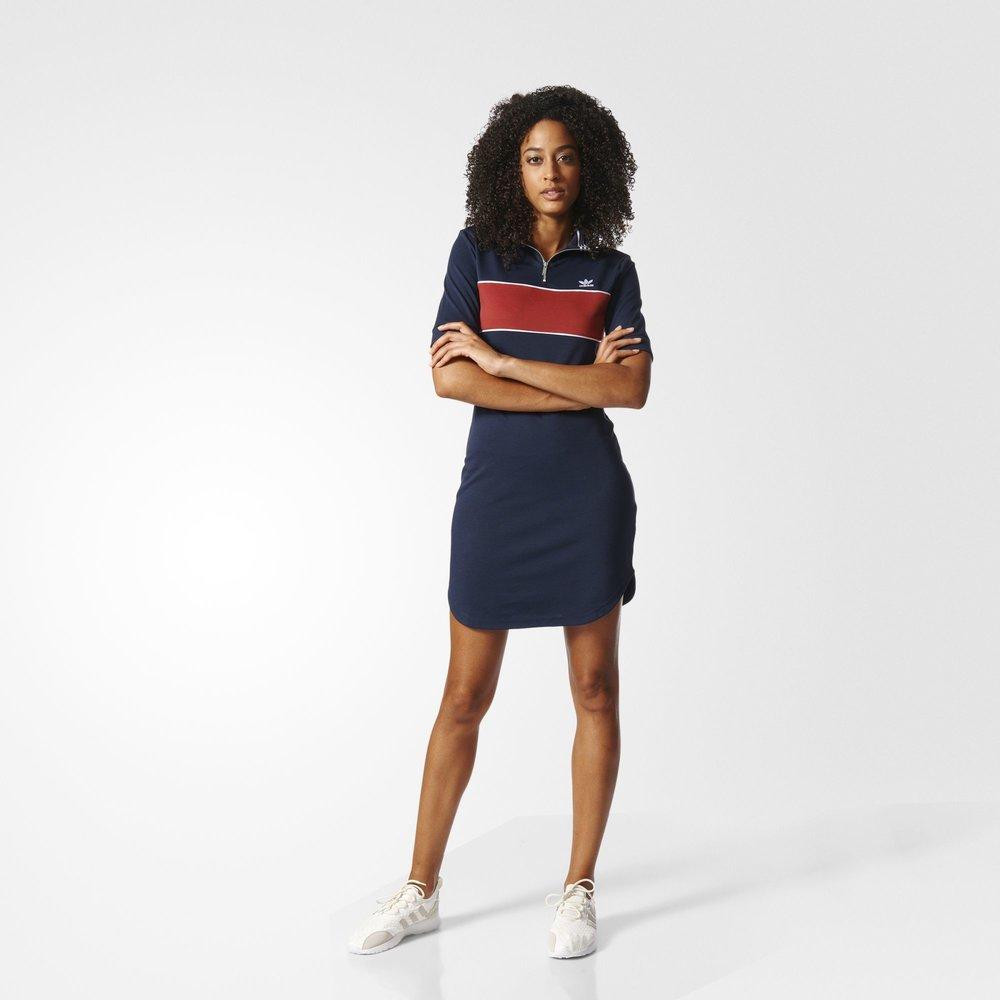 Adidas Originals High Neck Dress, $60