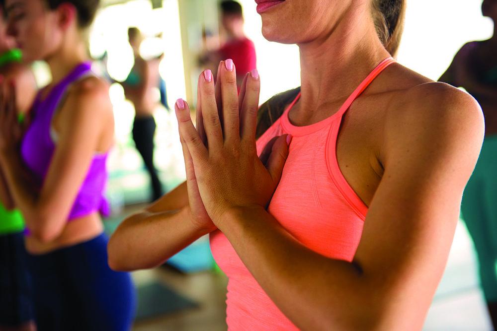 Photo: CorePower Yoga