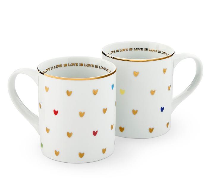 <h2>Love Is Love Mug, $12.95</h2>