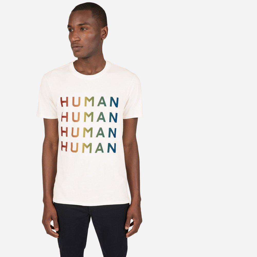<h2>Everlane 100% Human T-Shirt, $25</h2>