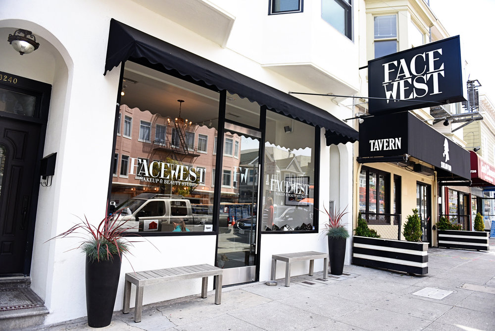 Face West, located at 3236 Scott Street