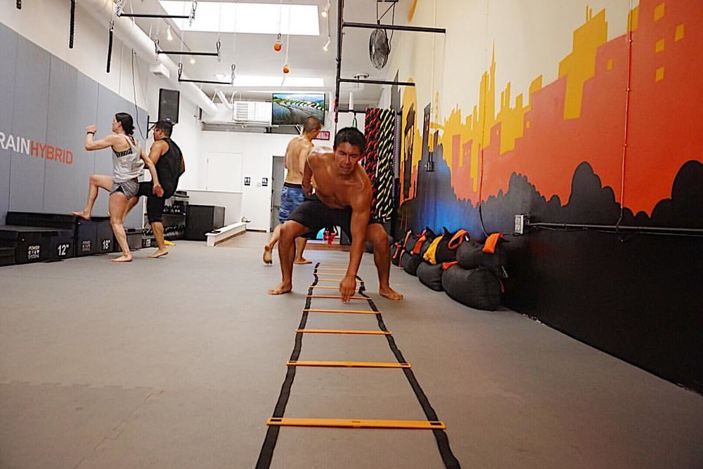 Photo via Epic Hybrid Training