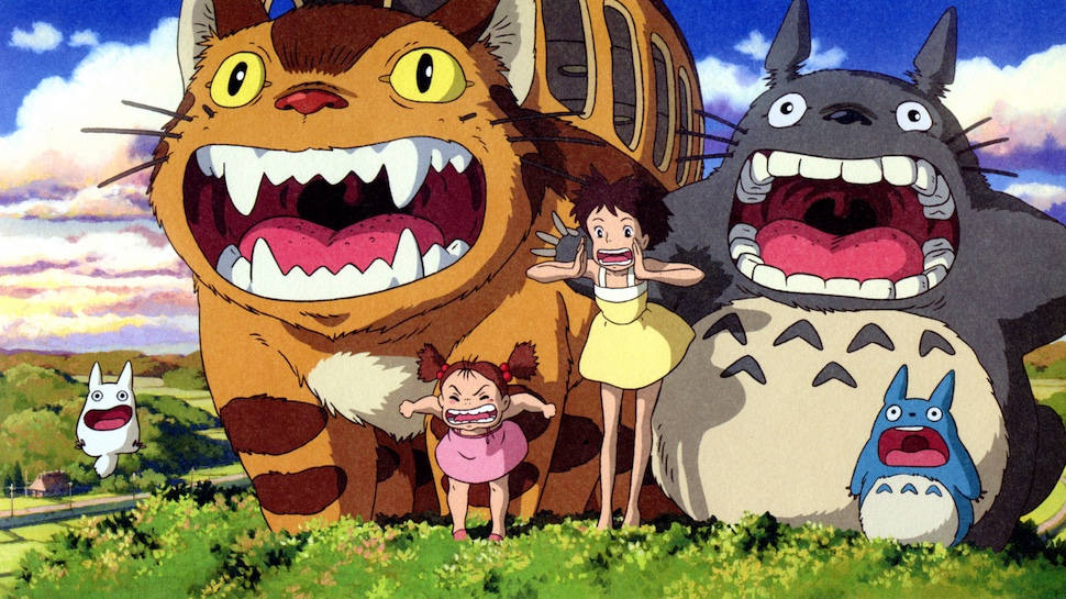 Photo: My Neighbor Totoro/Studio Ghibli