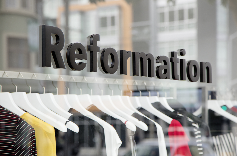 Photo courtesy of Reformation