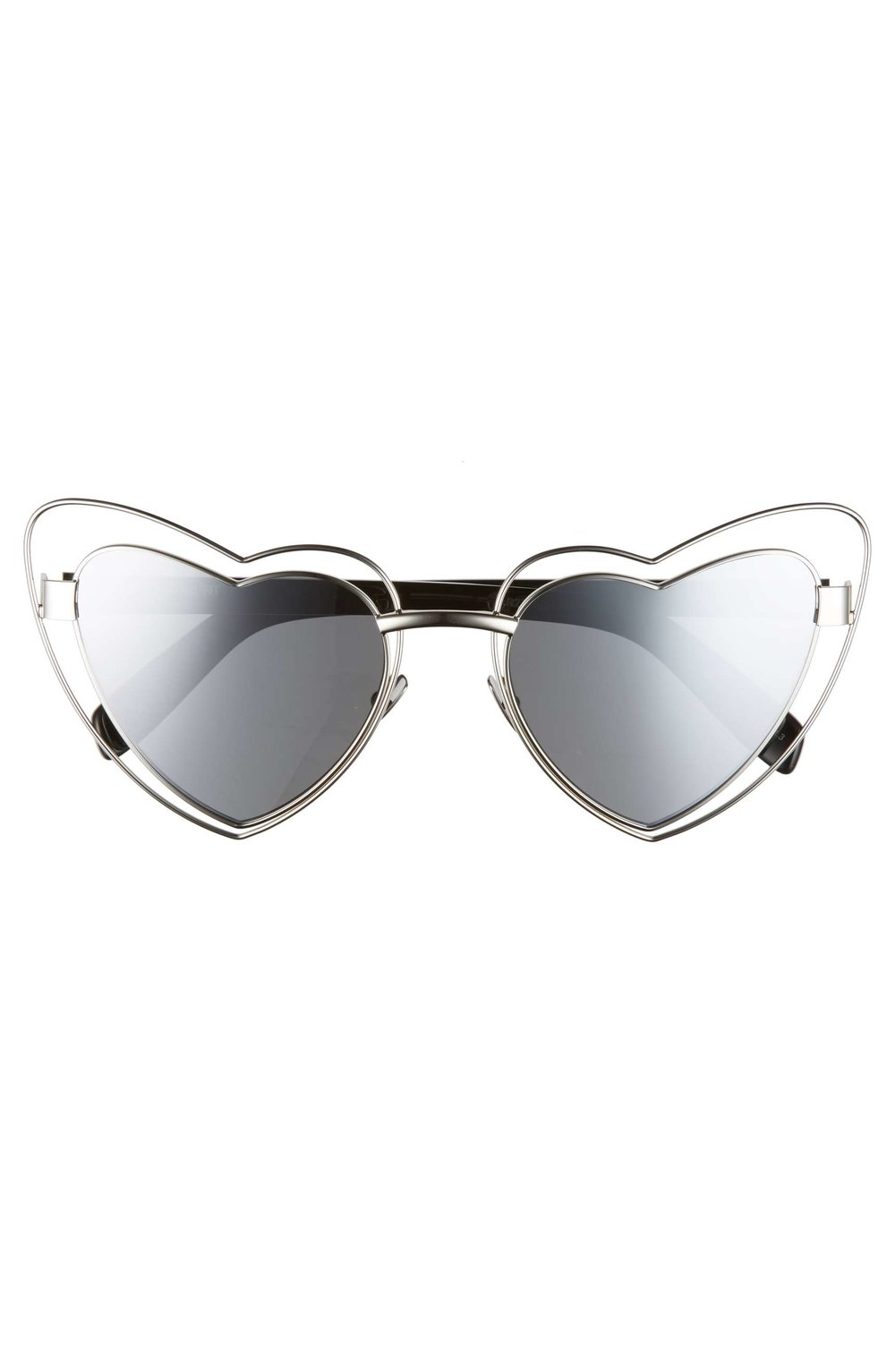 Saint Laurent Metal LouLou Glasses, $490