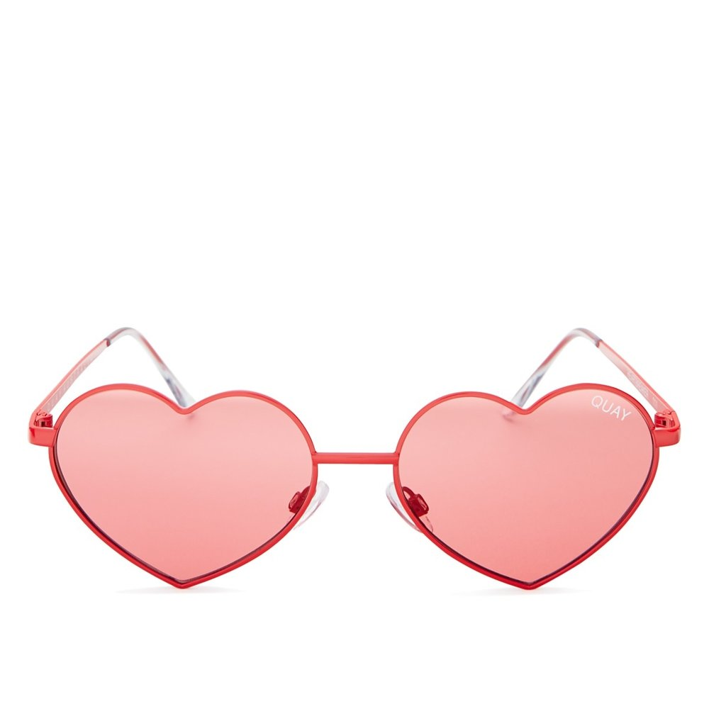 Quay Heartbreaker Sunglasses, $50